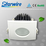 Cl09-W04 Cheap 9W Waterproof COB LED Downlight