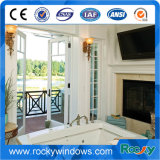 Double Leaf Aluminum Casement Door