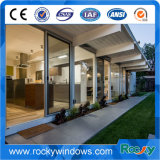 Thermal Insulated Double Glass Aluminium Sliding Doors