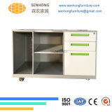 2017 Market 3 Drawers Movable File Cabinet