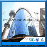 Glass Supplier Double Silver Low E Coated Glass