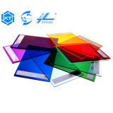 Colored Cast Plastic Acrylic Sheet