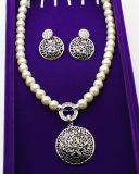 Fashion Jewelry Set, Pearl Jewelry Set (1017-217)