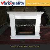 Fireplace Mantel China Inspection, QC Inspection Service