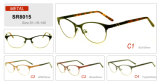 Popular Wholesale Stock Eyewear Eyeglass Optical Metal Frame Sr8015