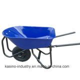 200kgs&100L Strong Frame Big Construction Wheel Barrow Wb8600