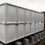 FRP GRP Sectional Water Storage Tank Firefighting and Drinking Water Tank