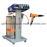 Electrostatic Spraying Painting of Powder Coating Spray Gun