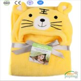 Microplush Tiger Baby Blanket Personalized Logo