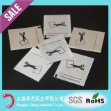 EAS RF Soft Satin Label. EAS RFID Soft Label. RF Chip Inside for The Satin Soft Label EL0010