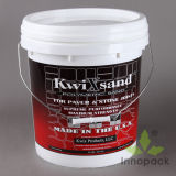 15L Plastic Container and Paint Bucket Chemicals Pail