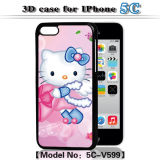 3D Case for iPhone 5c (V599)