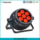 Outdoor 7PCS 15W 4in1 RGBW LED Grace Stage Lighting for Theatre