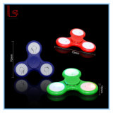 Factory Stock LED Hand Fidget Spinner with Switch Battery Replace