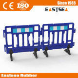1.1m Plastic Road Safety Traffic Crowd Control Barrier