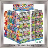 Cardboard Paper Display Racks for Candy