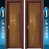 Aluminium Casement Doors with Different Size and Colors