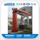 Chinese Ky Brand Column Mounted Jib Crane