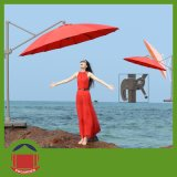 Post Side Aluminum Garden Umbrella