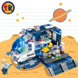 Space Maintenance Vehicle Blocks Toy for Kids