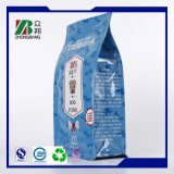 Food Packaging Flat Bottom Pouch