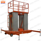 6m Double Mast Aluminum Lift