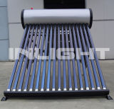 High Efficient CE Certified Domestic Solar Hot Water Heaters