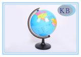 14.16 Cm Paper World Plastic Sticker Globe
