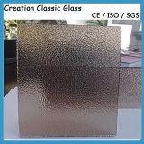 4mm Sandblasted Forsted Pattern Glass/ Clear Sheet Glass