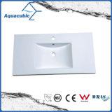 Aquacubic Polymarble Bathroom Sink and Vanity Top (ACB1046)