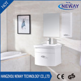 Wall Mounted Waterproof Hotel Bathroom Plastic Vanity Cabinet