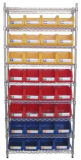 Multi Fuction Chrome Wire Shelving (WST3614-008)