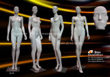 Fashion Female Mannequins for Windows