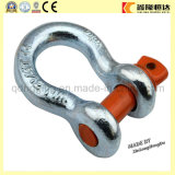 Factory Price Wholesale Stainless Steel Adjustable U Black Shackle
