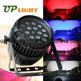 18*10W RGBW 4in1 Waterproof Zoom LED PAR