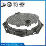 En124 D400 Ductile Iron Casting Long Drain Covers/Menway Manhole Cover