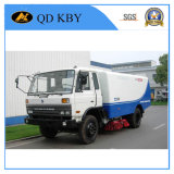 Dongfeng 4X2 170HP Euro3 LHD 8tons Vacuum Road Sweep Truck