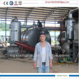 Automated Waste Plastic and Rubber Pyrolysis Plants