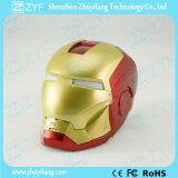 Worldwide Popular Iron Man Design Wireless Bluetooth Speaker (ZYF3019)
