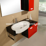 Solid Wood Bathroom Furniture (OE-N825B)