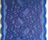 New Design Two Tones Stretch Lace (with oeko-tex certification)