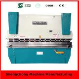 Wc67y 400t/5000 Hydraulic Folder with CE&ISO