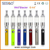 Seego New Patent Vhit Glacier Smoking Pipes Vapor with Glass Globe