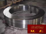 Forging SAE1045 S45c Steel Retaining Ring Used in Gearbox