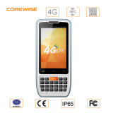 High Sensitive 5 Inch Screen Supermarket 1d Wireless Barcode Scanner with Memory