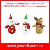 Christmas Decoration (ZY14Y309-1-2-3) Christmas Indoor Decor Small Gift Item