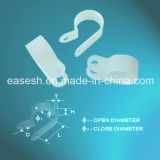 Manufacture Fixing Nylon Cable Clamps for Wires