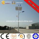 8m Pole LED Solar Street Lamps Solar Street Lighting