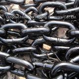 Black Painted High Strength Bind Lashing Chain