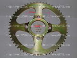 Motorcycle Parts, Motorcycle Sprocket Set for Jialing125 Jh125L 428-46t